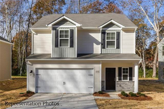 1022 Harlow Hill Court #4, Charlotte, NC 28216 (#3606525) :: The Ramsey Group