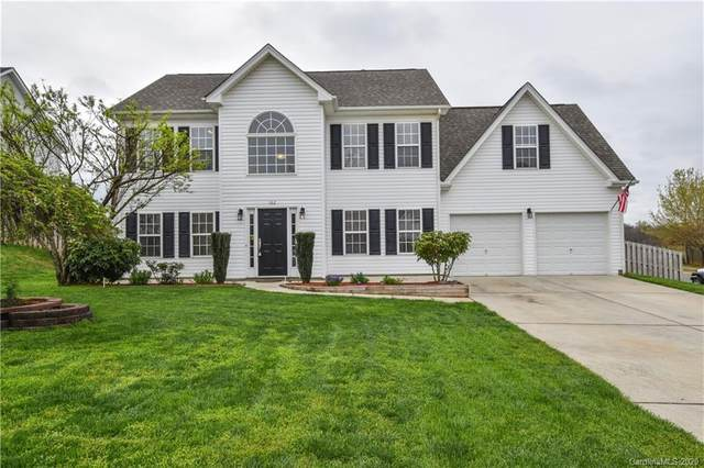162 Madelia Place, Mooresville, NC 28115 (#3606567) :: LePage Johnson Realty Group, LLC
