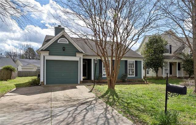 8813 Little Hampton Place, Charlotte, NC 28215 (#3606583) :: The Ramsey Group