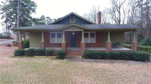304 Old Lilesville Road, Wadesboro, NC 28170 (#3606596) :: Keller Williams Biltmore Village