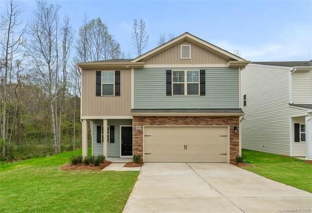 1025 Harlow Hill Court #7, Charlotte, NC 28216 (#3606621) :: Cloninger Properties
