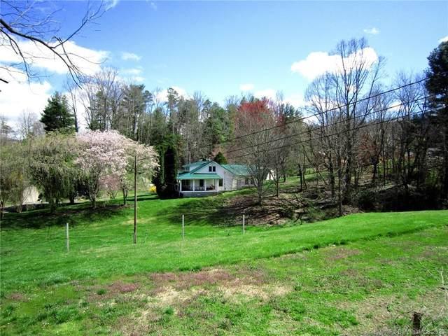 21 Ponder & Worley Drive, Weaverville, NC 28787 (#3606658) :: Rinehart Realty