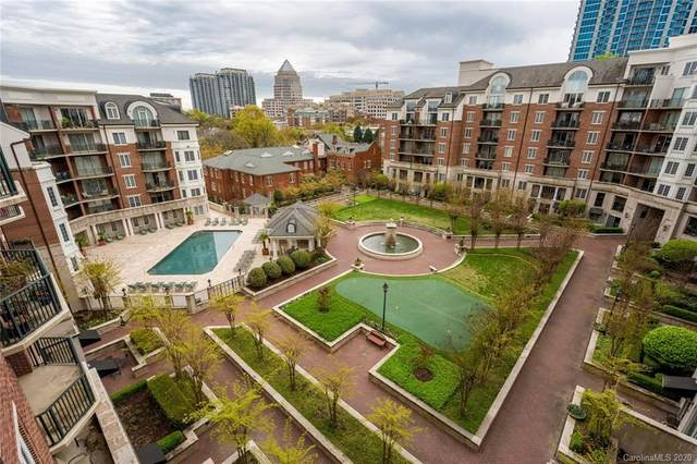 300 W 5th Street #634, Charlotte, NC 28202 (#3606685) :: MartinGroup Properties