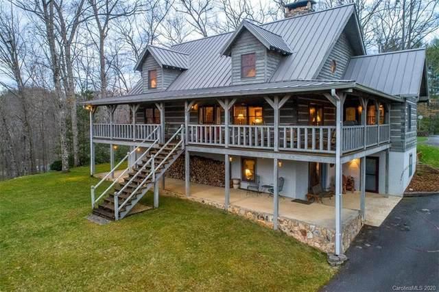 501 Leatherwood Road, Sylva, NC 28779 (#3606705) :: LePage Johnson Realty Group, LLC