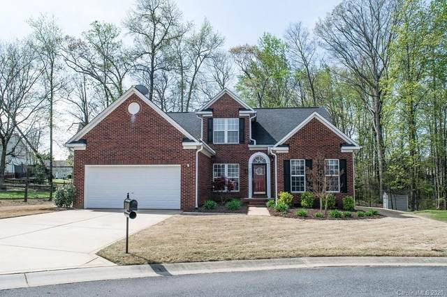 721 Warwick Way, Fort Mill, SC 29708 (#3606722) :: LePage Johnson Realty Group, LLC