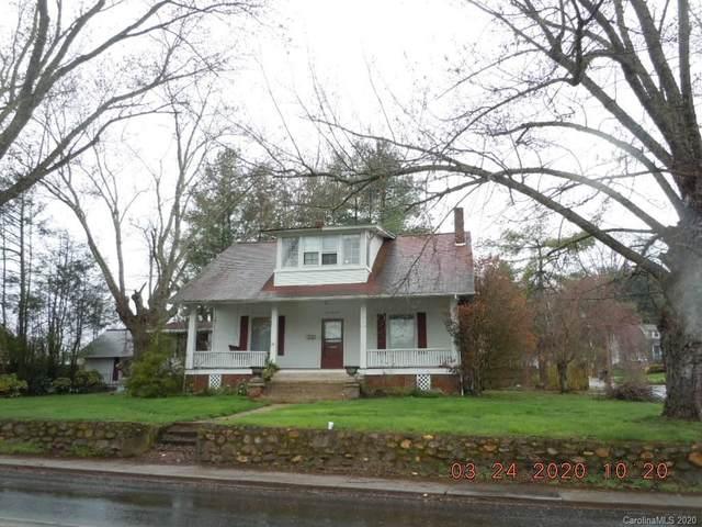 144 Pisgah Drive, Canton, NC 28716 (#3606755) :: Keller Williams Professionals