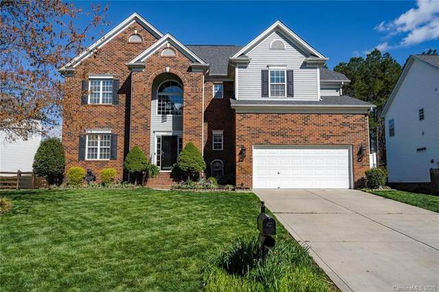 5810 Snapdragon Lane #40, Huntersville, NC 28078 (#3606763) :: LePage Johnson Realty Group, LLC