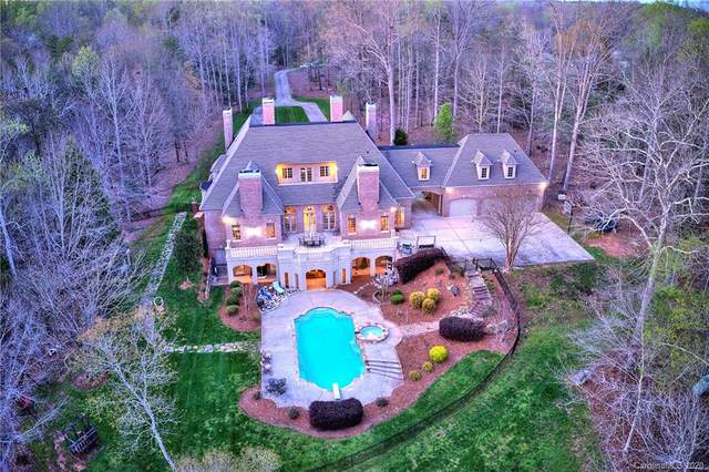 400 Culloden Road, Iron Station, NC 28080 (#3606775) :: Advance Real Estate