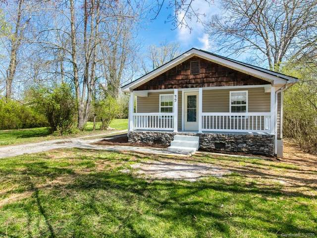 49 Ridge Road, Asheville, NC 28806 (#3606776) :: Besecker Homes Team
