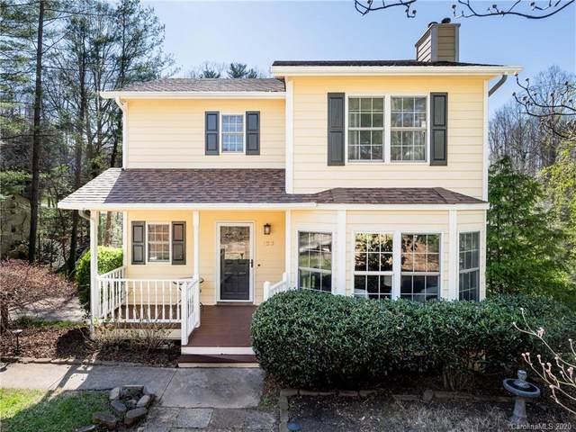 123 Forest Lake Drive, Asheville, NC 28803 (#3606794) :: Team Honeycutt