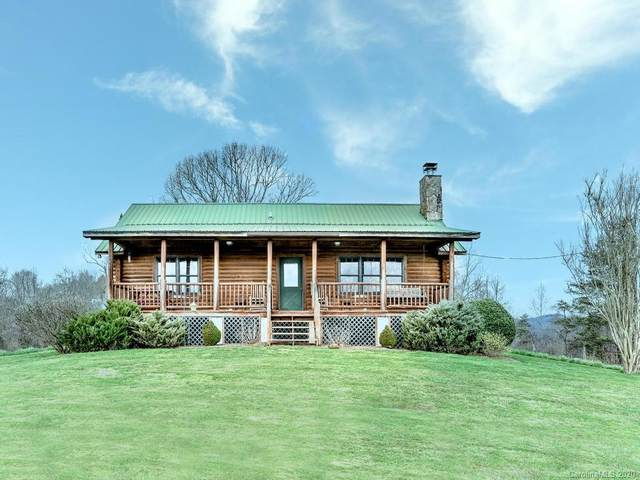 462 Cabin Hollow Drive, Marshall, NC 28753 (#3606795) :: LePage Johnson Realty Group, LLC