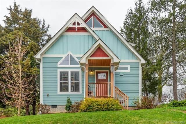 99 Mount Clare Avenue, Asheville, NC 28801 (#3606815) :: Rinehart Realty