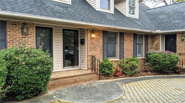 705 Milton Avenue 705/B, Rock Hill, SC 29730 (#3606861) :: LePage Johnson Realty Group, LLC