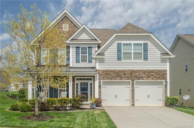 9814 Perth Moor Road, Charlotte, NC 28278 (#3606931) :: LePage Johnson Realty Group, LLC
