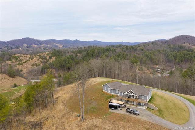 5447 Nc Hwy 213 Highway, Mars Hill, NC 28753 (#3606941) :: Miller Realty Group