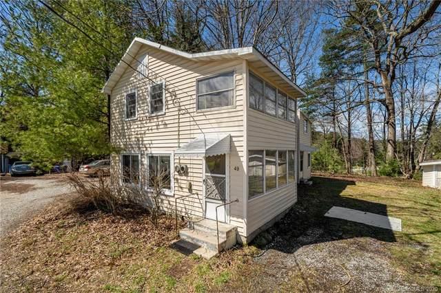 49 Kit Carson Lane, Hendersonville, NC 28791 (#3606945) :: BluAxis Realty