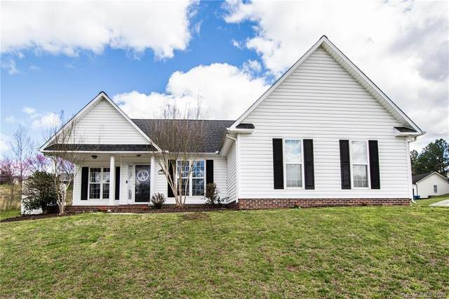 1207 Piney Church Road, Concord, NC 28025 (#3606962) :: Carlyle Properties
