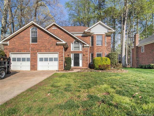 8606 Flanagan Court, Huntersville, NC 28078 (#3606995) :: LePage Johnson Realty Group, LLC
