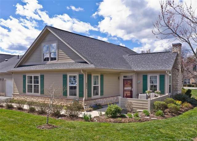 297 Summerfield Place 19-C, Flat Rock, NC 28731 (#3607019) :: Robert Greene Real Estate, Inc.