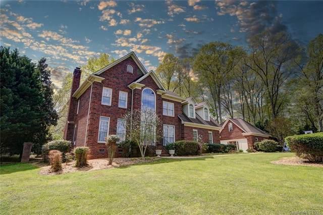 7037 High Vista Court #37, Weddington, NC 28104 (#3607043) :: LePage Johnson Realty Group, LLC