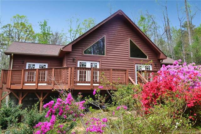 233 Cedarbrook Lane, Nebo, NC 28761 (#3607072) :: Miller Realty Group