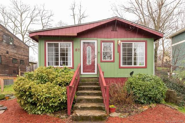 87 Tremont Street, Asheville, NC 28806 (#3607172) :: LePage Johnson Realty Group, LLC