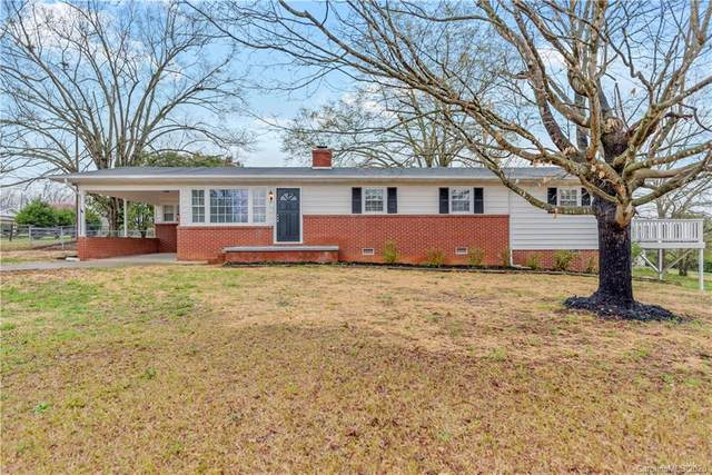 2315 Island Ford Road, Mooresboro, NC 28114 (#3607237) :: Besecker Homes Team