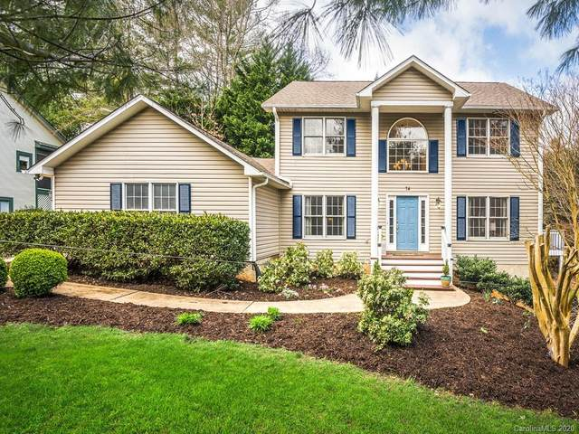 74 Forest Lake Drive, Asheville, NC 28803 (#3607277) :: Cloninger Properties