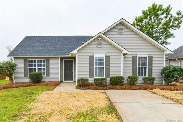 5803 Crosswinds Court #14, Indian Trail, NC 28079 (#3607298) :: LePage Johnson Realty Group, LLC