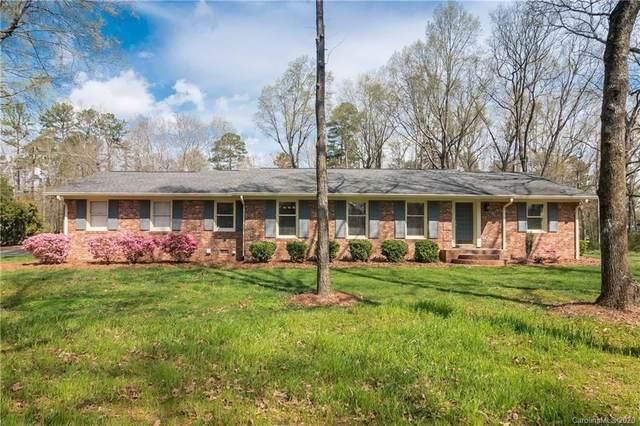 201 Ridgewood Drive #6, Monroe, NC 28112 (#3607299) :: LePage Johnson Realty Group, LLC