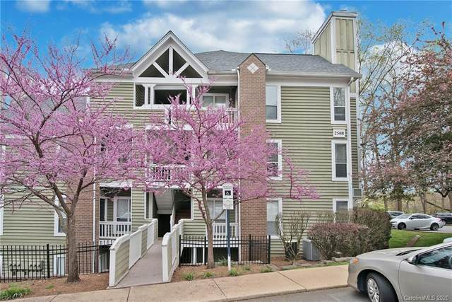 2508 Cranbrook Lane #5, Charlotte, NC 28207 (#3607300) :: High Performance Real Estate Advisors