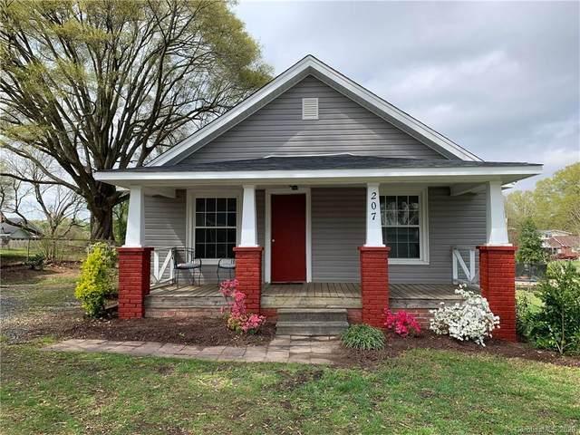 207 Prince Street, Kannapolis, NC 28083 (#3607305) :: Keller Williams Biltmore Village