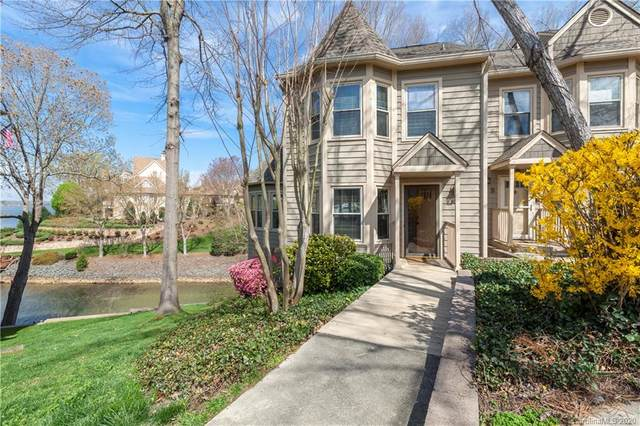 13820 Queens Harbor Road A, Charlotte, NC 28278 (#3607368) :: Besecker Homes Team