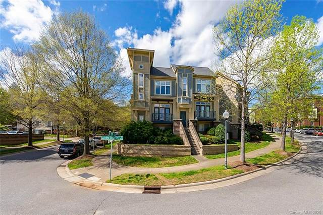 822 Garden District Drive, Charlotte, NC 28202 (#3607381) :: Carver Pressley, REALTORS®