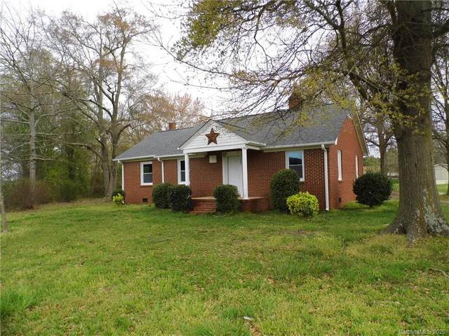 1730 W Nc Hwy 27 Highway, Lincolnton, NC 28092 (#3607394) :: The Ramsey Group