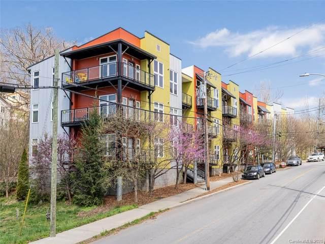 125 Clingman Avenue #205, Asheville, NC 28801 (MLS #3607427) :: RE/MAX Journey