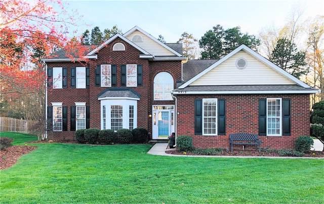 4815 Sandtyn Drive, Waxhaw, NC 28173 (#3607479) :: Carolina Real Estate Experts