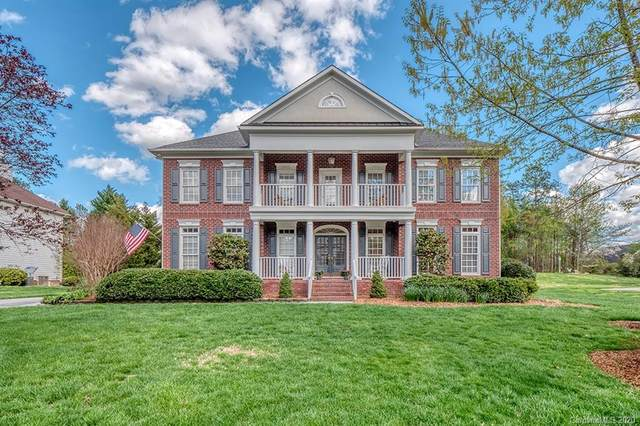 4117 Wallbrook Drive #68, Matthews, NC 28105 (#3607521) :: High Performance Real Estate Advisors