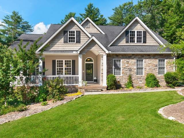 353 Kanuga Forest Drive, Hendersonville, NC 28739 (#3607545) :: LePage Johnson Realty Group, LLC