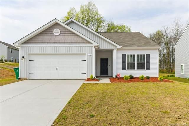 7609 Malden Park Drive #70, Charlotte, NC 28215 (#3607551) :: LePage Johnson Realty Group, LLC