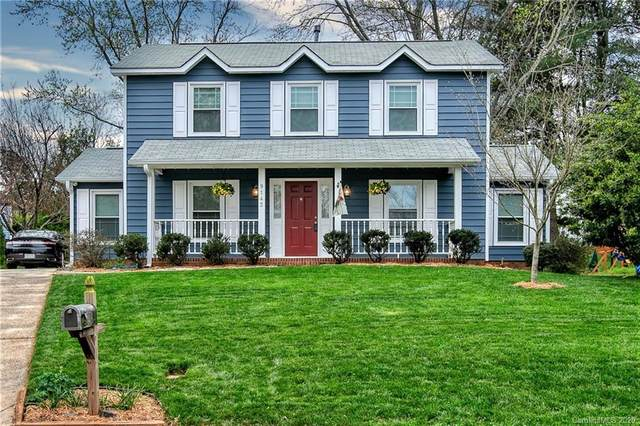9142 Moss Cove Court, Charlotte, NC 28227 (MLS #3607572) :: RE/MAX Journey
