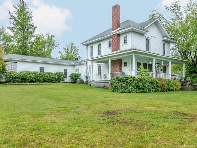 505 N Country Club Road, Brevard, NC 28712 (#3607576) :: Exit Realty Vistas