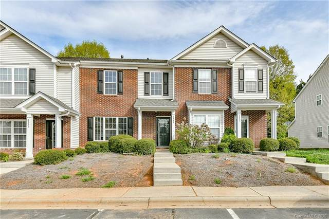 2933 Little Stream Court, Matthews, NC 28105 (#3607586) :: High Performance Real Estate Advisors