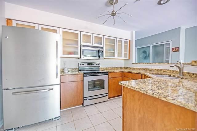 529 Graham Street 2C, Charlotte, NC 28202 (#3607590) :: LePage Johnson Realty Group, LLC