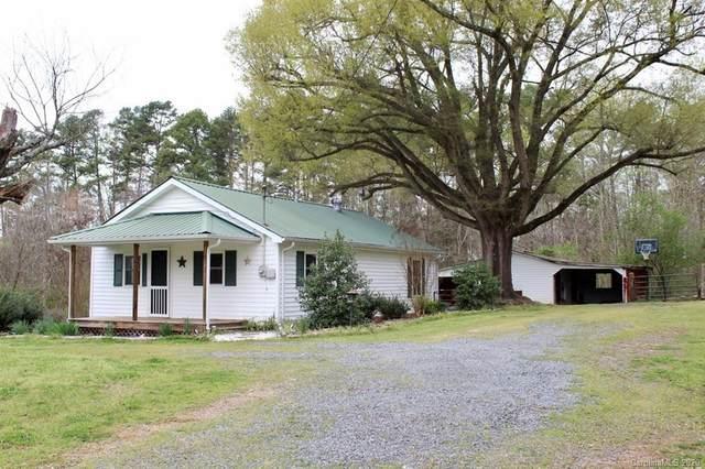 20827 Nc Hwy 73 Highway, Albemarle, NC 28001 (#3607645) :: The Ramsey Group