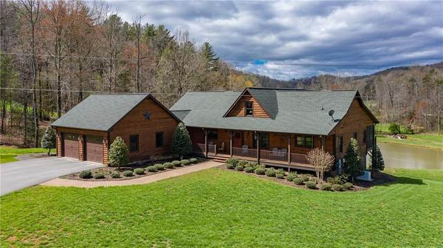 2120 Alfred Hartley Road, Lenoir, NC 28645 (#3607683) :: Scarlett Property Group