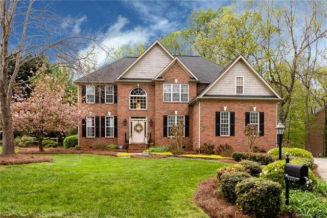 9005 Tenby Lane, Matthews, NC 28104 (#3607688) :: Carolina Real Estate Experts