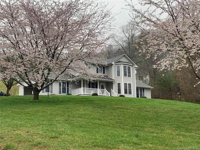 1060 Calvary Church Road, Sylva, NC 28779 (#3607729) :: MOVE Asheville Realty