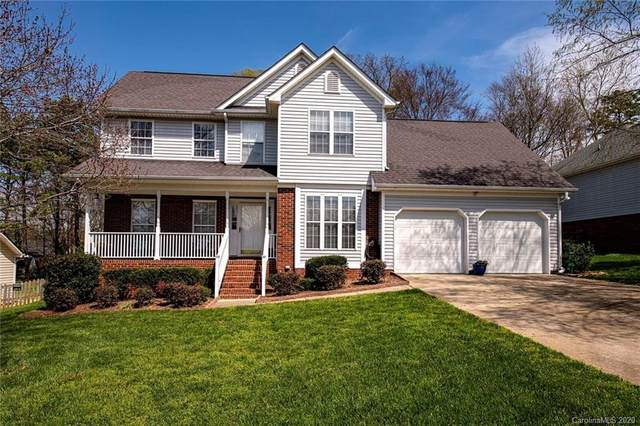 2029 Westminster Lane, Matthews, NC 28104 (#3607759) :: High Performance Real Estate Advisors