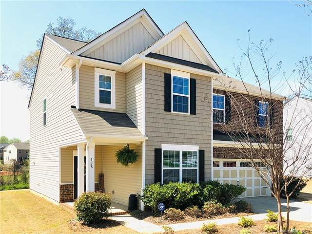 138 Bay Laurel Drive, Mooresville, NC 28115 (#3607780) :: The Ramsey Group